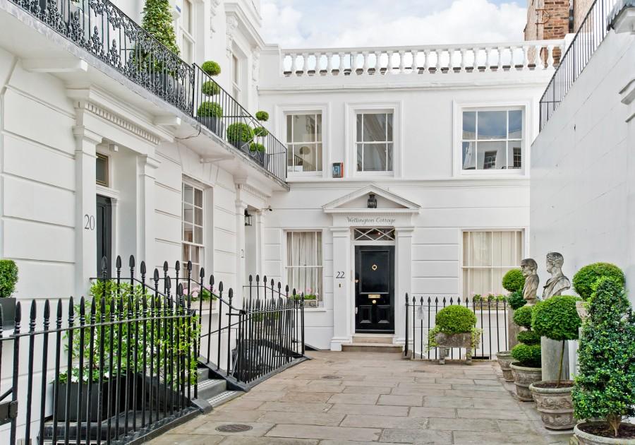 аренда дома в Челси Лондон