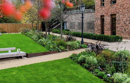 приватный сад новостройка лондон