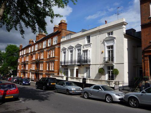 недвижимость в Hampstead