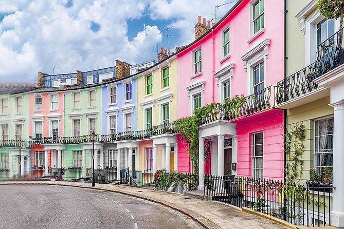 Notting Hill аредна дома Лондон