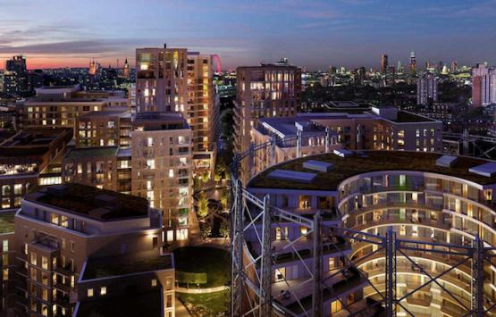 элитные квартиры в Лондоне