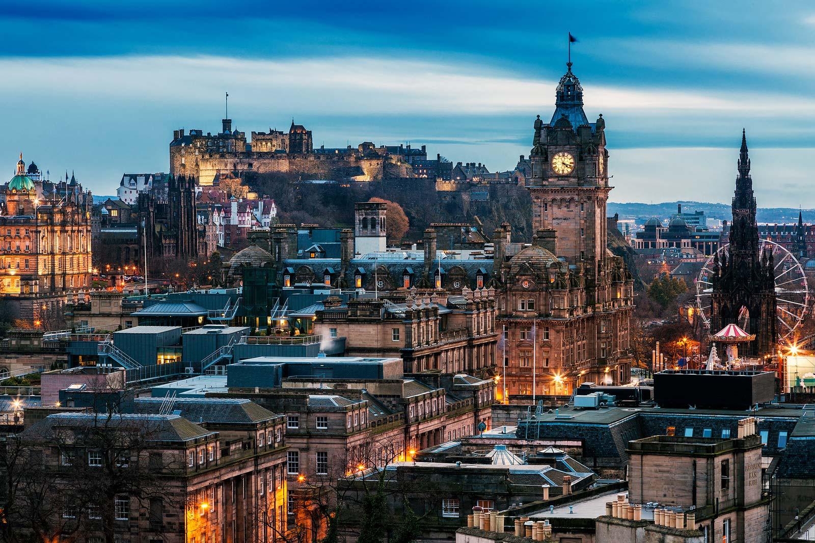Стоимость жилья и недвижимости в Шотландии