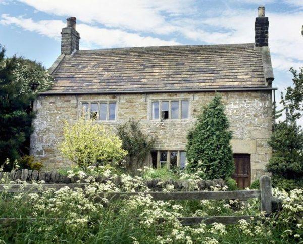 Стюарт якобинский типы домов в англии