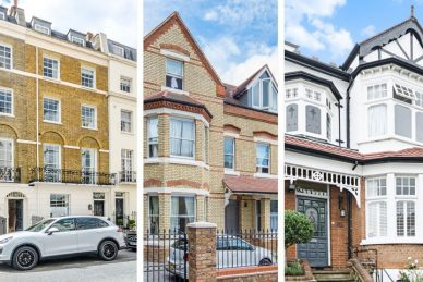 типы домов в Англии