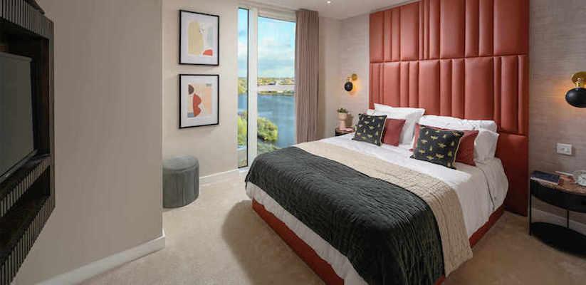 спальня купить квартиру лоондон